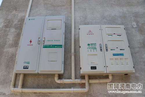 电箱分组接线图